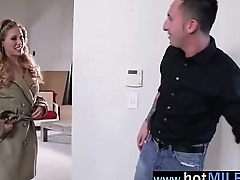 (cherie deville) Mature Slut Lady Ride Monster Dick video-7