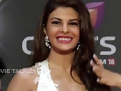 Jacqueline Fernandez'_s Hot B00b Show At Colors Stardust Awards 2015