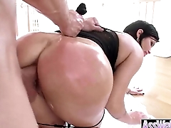 Hard Big Ass Nailed OnTape Of Slut Girl (shay fox) clip-27