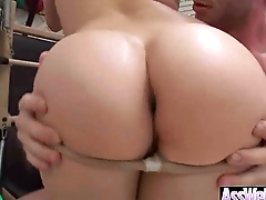 Anal Sex Tape With Obese Curvy Ass Girl (london keyes) clip-23