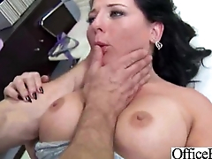 Worker Girl With Big Tits Get Bang Everlasting In Office (casey cumz) clip-09