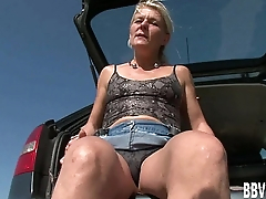 German milf masturbating absent from