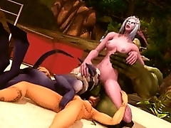 World of Warcraft Porn Compilation 1