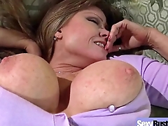 Bigtits Hot Wife Enjoy Hard Sex (darla crane) clip-09