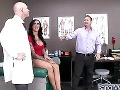 Hot Sex In Doctor Feed With Slattern Patient vid-02