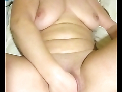 Squirting and cumming on my special