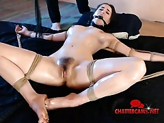 BDSM Whipped Spanked Anal Toy Teen - Chattercams.net