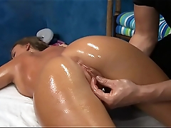 Hawt massage movie scene
