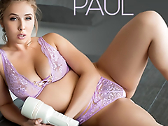 Giselle Palmer has plans without drawers feat. Sexy Babe Lena Paul