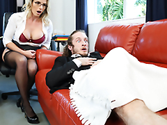 Mind Bonk Dicknosis - Milfs  Cory Hunting In the porn scene