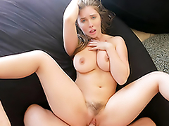 Bysty Breast-feed Persuades Brother Into Riches Titty Turtle-dove  HD Lena Paul Porn