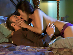 Kaylani Lei gives Asian Gonzo Cowgirl and Loves it!