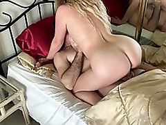 Stepmom has sex with stepson to get him ready for school - Erin Electra