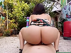 Public Pick Undulations - Sexy Latina Likes Cash starring Levi Cash and Kitty Caprice