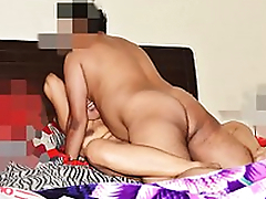 Loud Moaning Desi Wife Pranya getting Screwed Hard in Threesome by Hubby's Friend