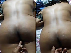 Today Exclusive- Sexy Desi Wed Pussy Fingering After Sex