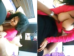 Today Exclusive- Desi Ishika Bhabhi Lovemaking With hubby Best Friend