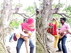 Today Exclusive- Desi Village Darling OutDoor Fucking Part 2