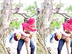 At present Exclusive- Desi Village Lover OutDoor Fucking Part 3