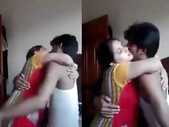 desi couple romance in meeting-hall chip fuck