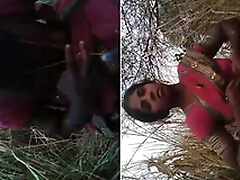 Desi Randi Bhabhi Outdoor Oral stimulation and Ridding Customer Dick part 2