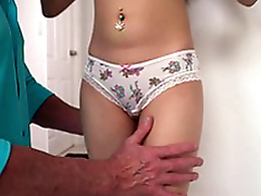 Slutty Kiley Jay in My Best Friend's Innocent Daughter, XXX HD From Don