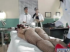 Sexy And Sluty Patient (ryder skye) Fucks With Horny Doctor movie-26