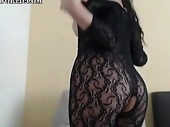 Big booty latina showing off on webcam - VipGirlsWorld.com
