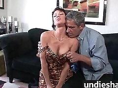 Big hairy pussy babe gets hard fucked in pussy deep 6