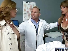 Patient (eva kianna) Come To Doctor For Control And Get Sex movie-13