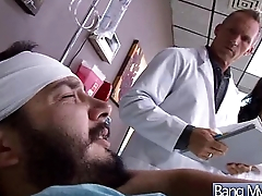 Horny Patient (noelle easton) Get Sex From Doctor movie-19