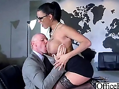 Busty Girl (peta jensen) In Hard Sex Act In Office movie-25