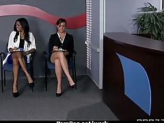 Horny office lady fucked hard uncensored 25
