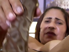 Mature arab mom playing with her sopping pussy More on: 18CAMS.CO