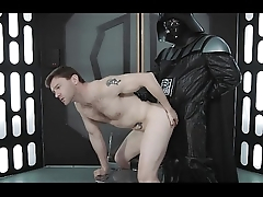 Vader fucks Dennis in the ass so hard
