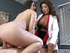 (akira lola) Horny Doctor And Slut Patient Have Intercorse video-01